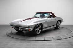 1965 Chevy Corvette Sting Ray