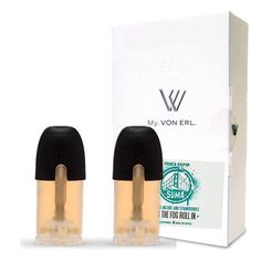 Frisco Vapor My. Von Erl LiquidPods SOMA (2 Pack) - Refreshing menthol with a strawberry and watermelon exhale. Frisco Vapor's top seller!2-Pack of ePods for use with the My. Von Erl VaporizerVon Erl creates a new category in the vaping market with its new My. Von Erl. The great vaping performance of an e-cigarette combined with the modern design of a cigalike. The 350 mAh battery guarantees a great vaping performance. The My. Von Erl Liquidpods (eJuice) for this e-cigarette give you an…