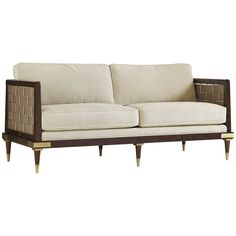 Caracole Inter-Woven Sofa UPH-SOFWOO-44A