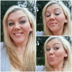 Easy. Simple. Natural Based. Make-up. Younique. Palette 3, Perfect Eyeliner, Well-to-do  Lipstick, Luxe Lipgloss  www.ChessieLovesLashes.com