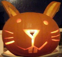 Rabbit Ramblings traditional pre-Halloween post. If you carve a bunny pumpkin, please post a picture on the RR Facebook page so it can be a...