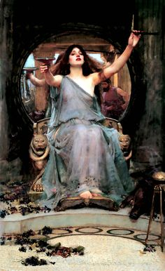 Circe Offering the Cup to Ulysses, John William Waterhouse Duvet Cover by Historia Fine Art Gallery - Queen: x John William Waterhouse, Greek Mythology Tattoos, Greek Mythology Art, Roman Mythology, Pre Raphaelite Paintings, Goddess Art, Principles Of Art, Classical Art, Art For Art Sake
