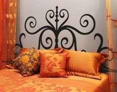 How to Liven up your Rooms by Decorating Your Walls  Interior design