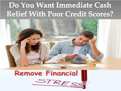 When you have an emergency situation standing and need the immediate money to meet vital fiscal requirements without delay but your credit score is not favorable then you can apply for emergency loans bad credit. It is very good scheme for the poor creditors in exigency time to quickly fulfill unplanned cash desires and needs in small duration without any obligations. Apply now: http://www.emergencyloansbadcredit.com