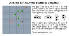 Genono puzzles