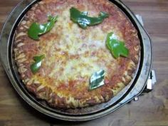 The Pizzoetrope: How to make an animated GIF on a pizza