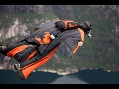This compilation video of wingsuit flying is simply amazing! Gopros are true game changers for catching these types of shots. Sky Surfing, Wingsuit Flying, Base Jumping, Hang Gliding, Canoe Trip, Paragliding, Kayak Fishing, Fishing Boats, Skydiving