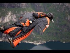 Wingsuit Proximity Flying BASE Jumping Compilation - YouTube