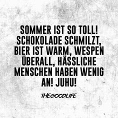 Sommer ist so toll!