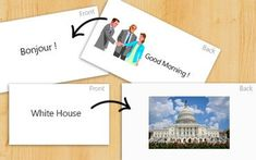 m225s de 25 ideas incre237bles sobre flashcard maker en