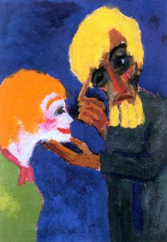 Emil NoldeEmile Nolde (German~Danish 1867~1956) | He was one of the first Expressionists, a member of Die Brücke.Artist Emile NoldeFosterginger.Pinterest.ComMore Pins Like This One At FOSTERGINGER @ PINTEREST No Pin Limitsでこのようなピンがいっぱいになるピンの限界He was one of the first Expressionists, a member of Die Brücke, and is considered to be one of the great oil painting and watercolour painters of the 20th century.