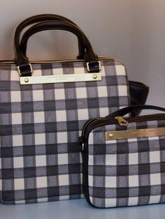 Treat yourself to an afternoon of retail therapy,  #MARCBYMARCJACOBS checks collection makes a trendy choice • #tote & #crossbody • #fw14 #selfridgeslondon #loveself #retailtherapy