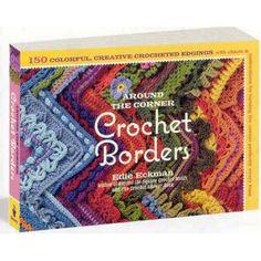 Around the Corner Crochet Borders by Edie Eckman, 9781603425384