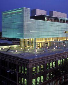 Shaw Center for the Arts, Baton Rouge, Louisiana