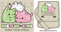 TPS: Meow chi Messenger Bag by *MoogleGurl on deviantART