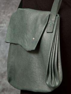 J'adore le plissé du cuir