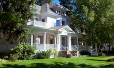 Find and contact local Wedding Venues in Coeur d'Alene, ID with pricing, packages, and availability for your wedding ceremony and reception. Great for wedding planning! Wedding Reception Venues, Event Venues, Wedding Events, Wedding Ideas, Weddings, Coeur D'alene, Wedding Places, House Front, Mansions