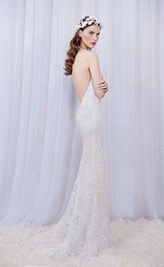 Bellísima colección de vestidos de novia de la firma לי גרבנאו - Lee Grebenau.