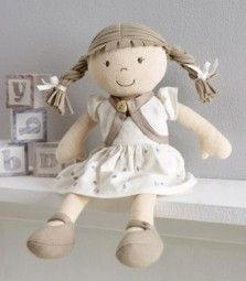 Jane Albon from England began to be produced high quality, organic, award-winning baby toys in 2006. Beautifully made toys