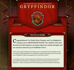 Gryffindor ;) Gosh they are as proud as the Slytherins if not a bit more... (the best house in Hogwarts? Really?)