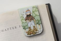 Lumberjack Gifts Magnetic Bookmark Woodsman Gifts For Mom