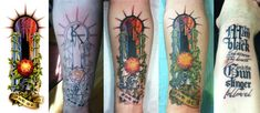 51 best tattoos and strange beauty images on pinterest for Defining skin tattoo columbus oh