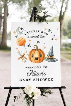 Baby Shower Bingo, Baby Shower Fall, Baby Shower Printables, Fall Baby Showers, Baby Shower Outfit For Guest, Baby Abc Game, October Baby Showers, Dont Say Baby Game, Shower Kits