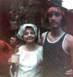 The challenge of being the son of Jim Jones Stephan G Jones and his mother Marceline 1974