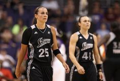 Hot photos of WNBA basketball star Becky Hammon in 2014