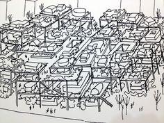 Information Architecture and Yona Friedman's La Ville Spatiale ...