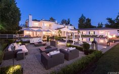 Modern Hidden Hills Estate - 24002 Long Valley Rd - $12,999,000 Home for sale, House images, Property price, photos