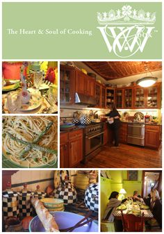 Jane Gyulavary & her recipes are featured in the Jun/Jul/Aug '13 issue of Where Women Cook