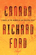 """Canada"", by Richard Ford, is a magnificent work of Montana gothic told by the son of two inept bank robbers. Ford has polished the plain-spoken lines of this wise novel to an arresting sheen. Book Club Books, Book Lists, New Books, The Book, Good Books, Books To Read, Books 2016, Book Art, Literary Fiction"