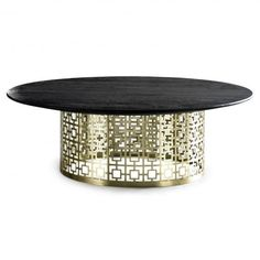 Nixon Cocktail Table @Jonathan Nafarrete Adler / he does have fabulous stuff! This would be perfect for Blondie's