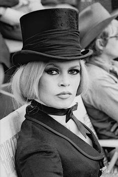 """#BrigitteBardot by #BillRay in """"Shalako"""" by #EdwardDmytryk 1968 -- #BowTie"""