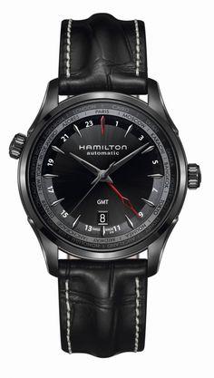 Hamilton Jazzmaster GMT Limited Edition