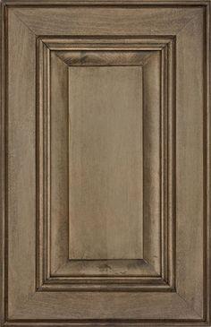 Signature series Finish stain: Barnwood on Maple