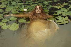 Cristina Robles House Of The Rising Sun, Autumn Rain, Rpg Horror Games, Fantasy Life, Victorian Goth, Southern Gothic, Briar Rose, Lush Green, Water Lilies
