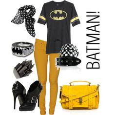 Heck yeah, Batman!