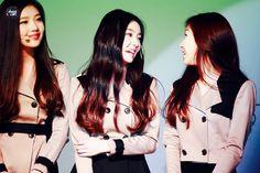 #Joy #Suyoung #maknae #Irene #Juhyun #leader #Wendy #Seunghwan  #REDVELVET #live #cute #smile