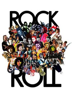 50 Maiores Bandas de Rock And Roll | Pinguim.Curioso