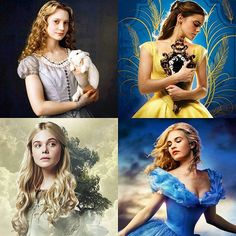 Our beloved Princesses
