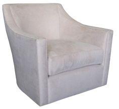 Bella Furniture - Chairs - Upholstered Swivel
