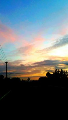 Pink Wings Over Sunset! Via Robin Shake