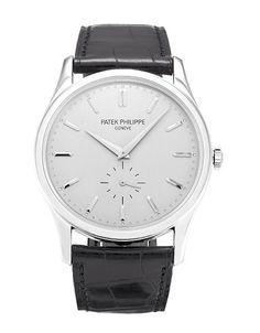 Yet another simple but effortlessly elegant watch by Patek Pilippe