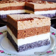 Sweet Desserts, Easy Desserts, Sweet Recipes, Baking Recipes, Cookie Recipes, Dessert Recipes, Bread Recipes, Mini Lemon Meringue Pies, Croatian Cuisine