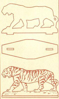 Рисунки на трудове навчання для випилювання лобзиком