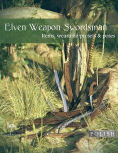 Elven Weapon Swordsman