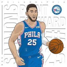 The ULTIMATE mismatch    BenSimmons  FirstOverall  NumberOnePick   Philadelphia  76ers Sixers  TrustTheProcess  NBADraft  NBADraft16  Draft   LibertyBell ... 948cb2ce0