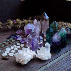 Crystal Intentions ⊰❁⊱
